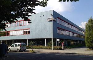 Eine Schule