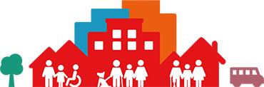"Logo der Initiative ""Kommune Inklusiv"""